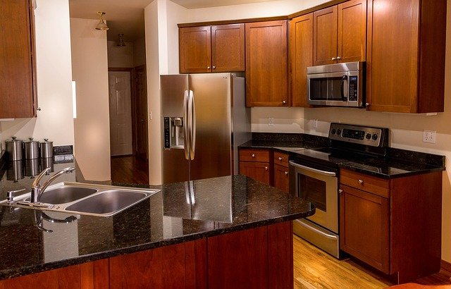 Organize Kitchen to be Safe for the Elderly 1