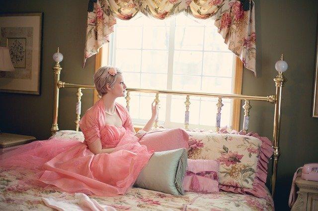 Bohemian bedroom style 1
