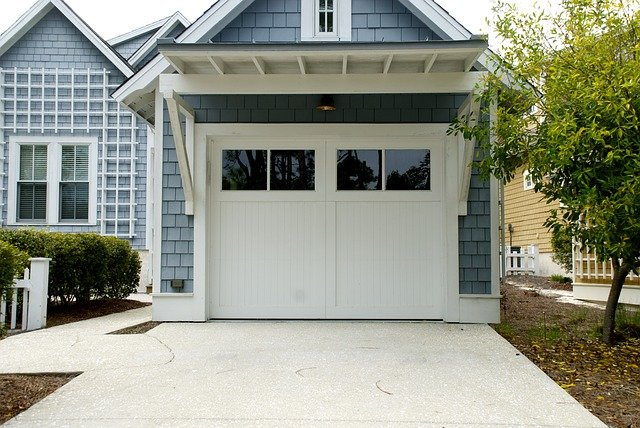How to build a carport yourself - Beautiful and functional carport 1