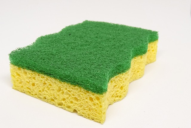 How often to Replace the dish washing sponge