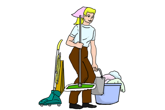 How often to clean the house 1