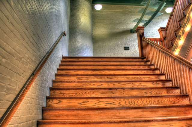 Stair designs for small houses