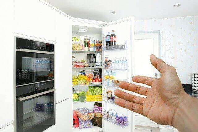 Clean House List:- Clean The Fridge