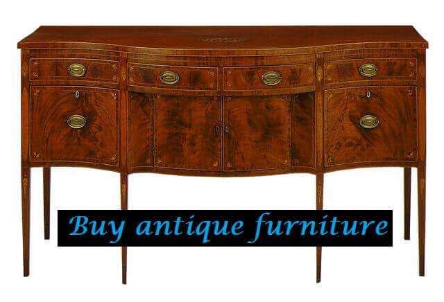 Buy antique furniture
