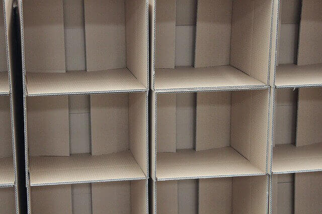How To Make A Bookshelf From Cardboard