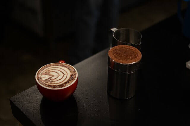 How To Make Coffee More Delicious by adding cocoa powder